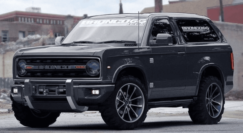 2021 Ford F 150 And Bronco Available Colors Revealed In 2020