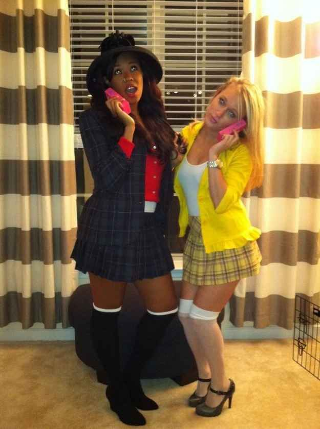 Romy and Michele Girl costumes, Costume ideas and Girls - halloween costume ideas for friends