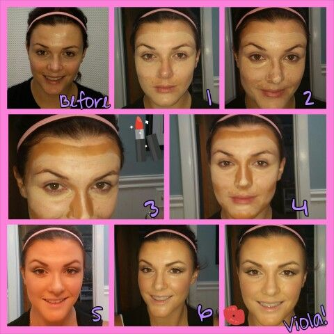 makeup tips contouringmy first attempt here are the