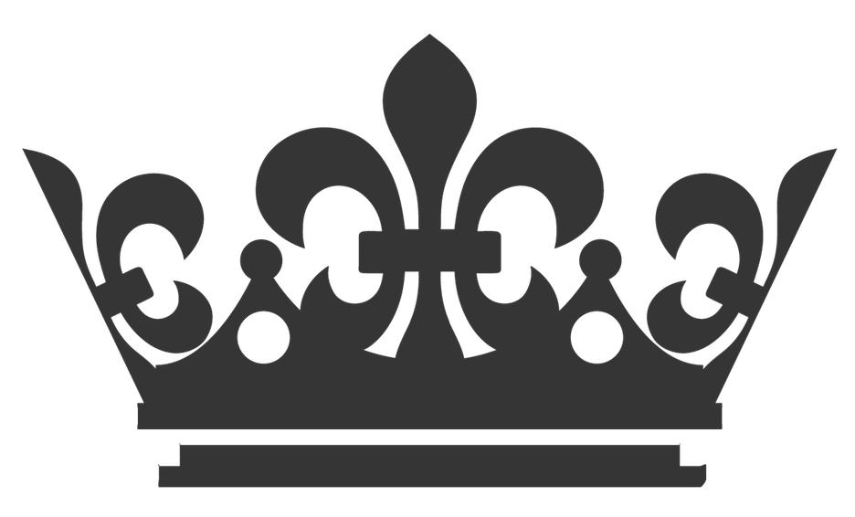 صور تاج ملوكى رسم ابيض واسود بحث Google Crown Png Crown Silhouette Queen Crown