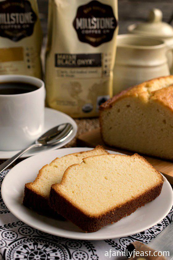 how to make a pound cake moist