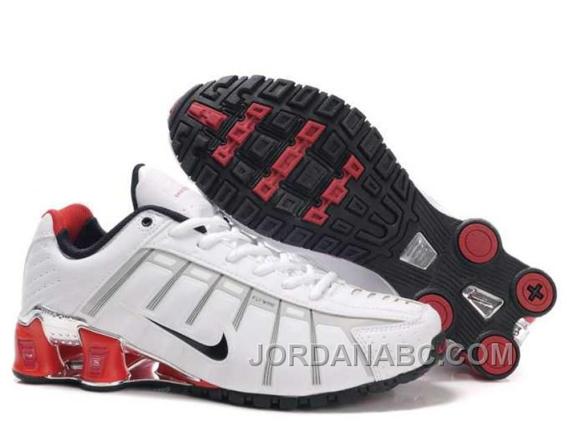 separation nike Chaussures 6cc5f af84a Rouge nike separation shocks 2a2bb8