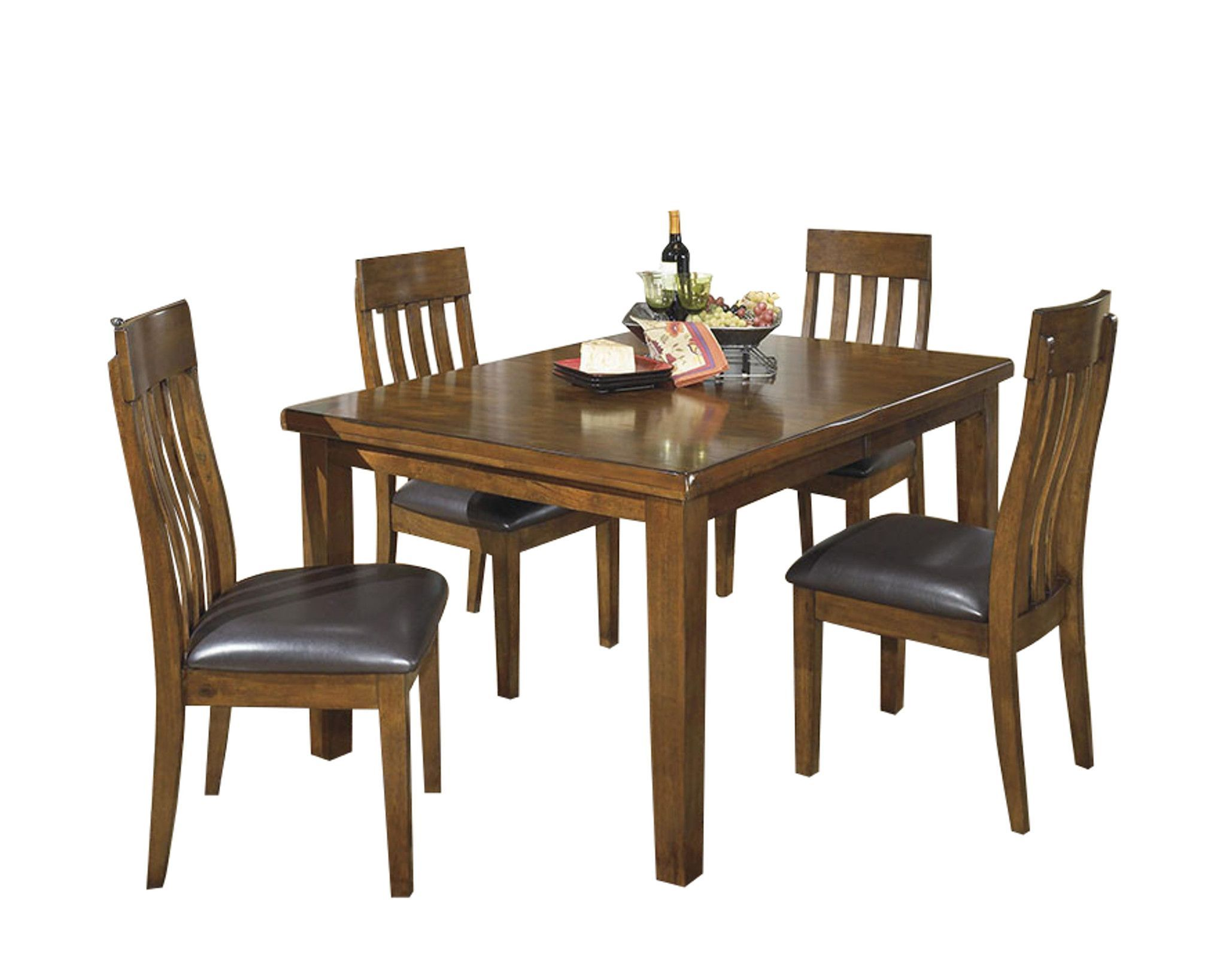 Ralene 5pc Dining Set Dining Room Sets At Home Furniture Store