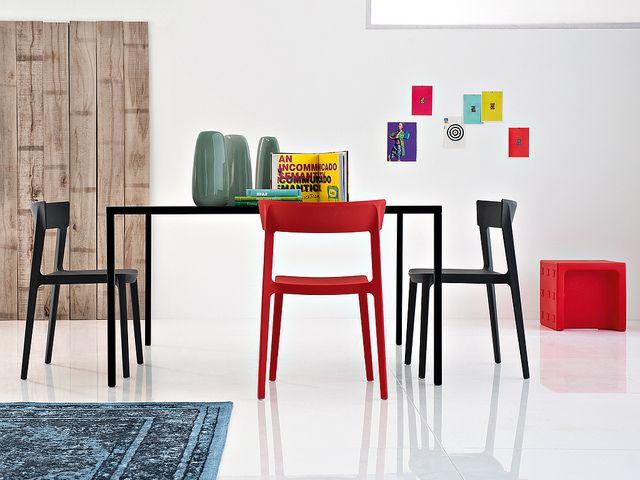 Sedia Skin Calligaris.Dining Ideas Calligaris Summer 2012 Furniture And