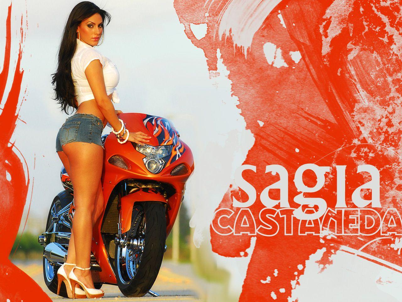 Sagia Castaneda Nude Photos 85