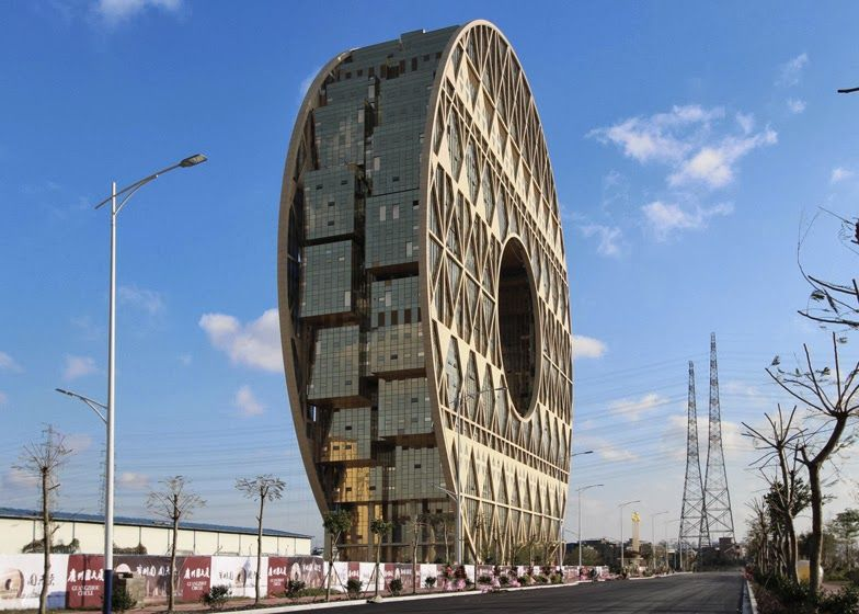 Famous Postmodern Architecture Google Search