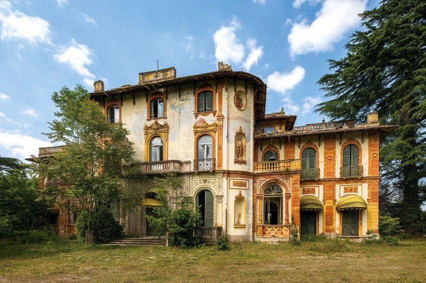Villa im Piemont aus dem 19 Jahrhundert Diese Orte müssten - herrenhaus 12 jahrhundert modernen hotel