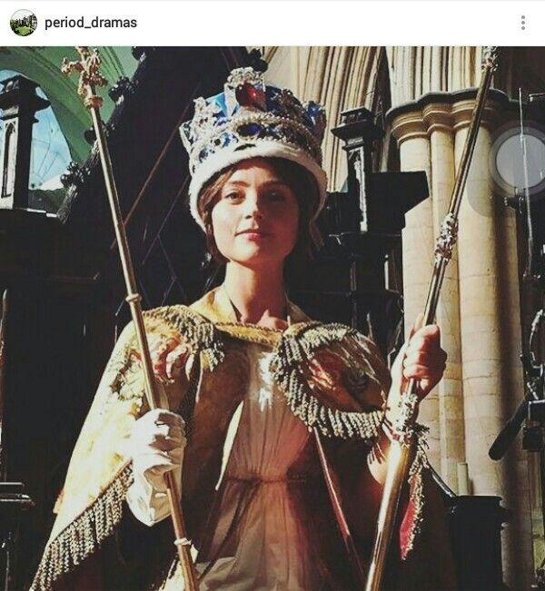 Coroacao De Rainha Vitoria I Victoria Rainha Vitoria Rainha