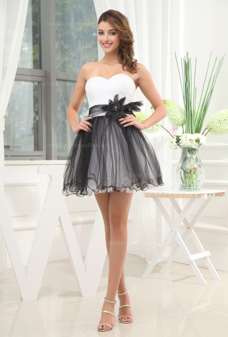 294 Charming Sweetheart Fully Ruched Home Coming Dress