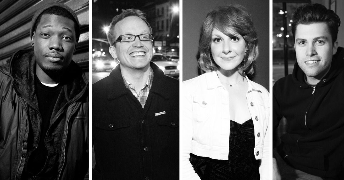 30 comedians give advice to their younger selves