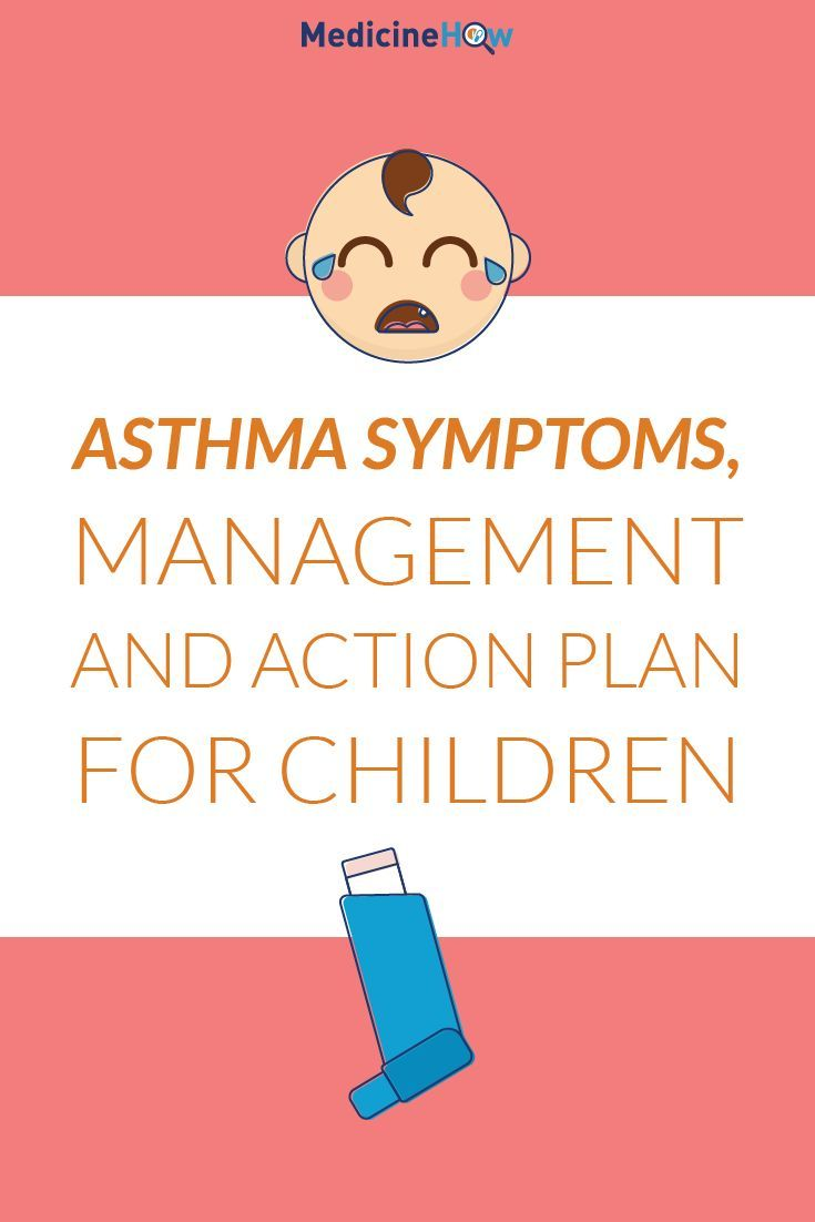 Asthma In Children How To Manage With An Action Plan And What To