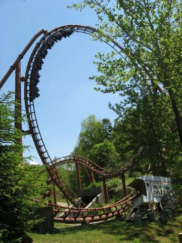 Best Amusement Parks Dollywood Rides Fun Places To Go