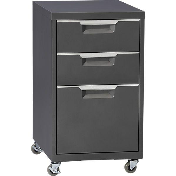 Tps Carbon 3 Drawer Filing Cabinet Drawer Filing Cabinet Filing Cabinet Modern Home Office Furniture