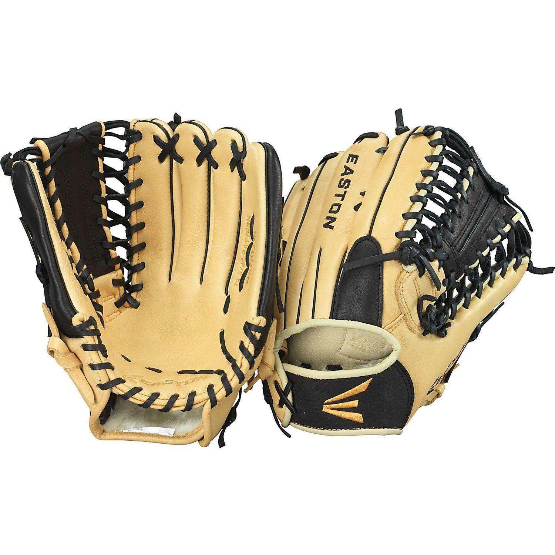 Mens outfield gloves - Amazon Com Easton Natb1275 Natural Elite Series Baseball Glove 12 75 Inch