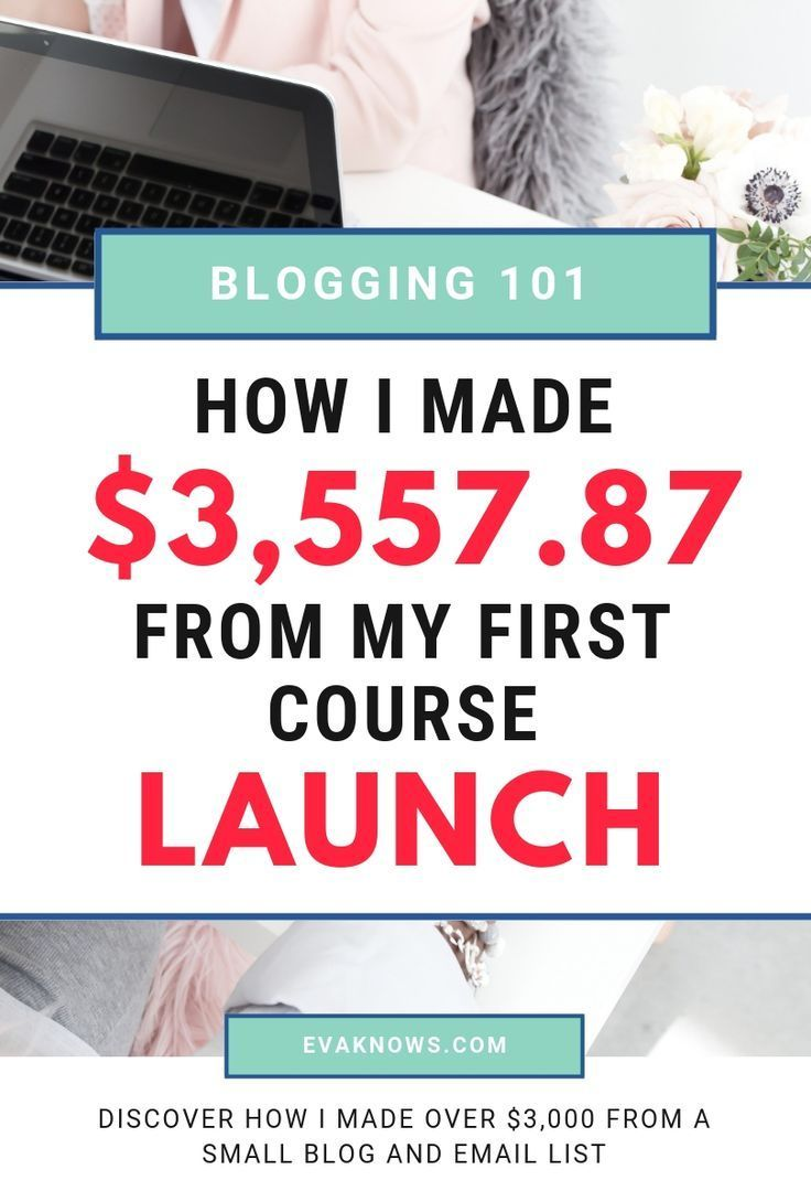 HOW I MADE 3,557.87 FROM MY FIRST COURSE LAUNCH