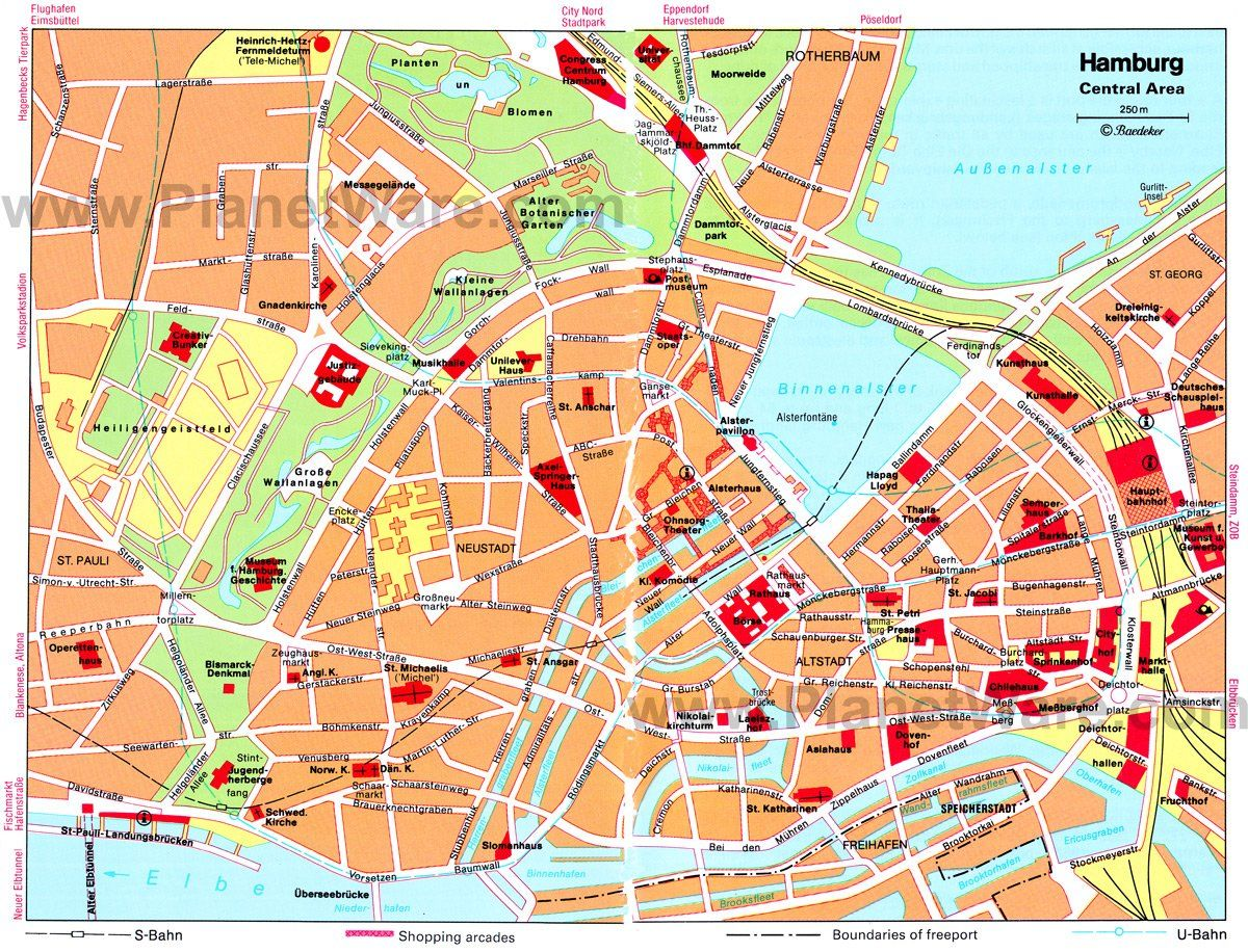 16 Top Tourist Attractions In Hamburg Easy Day Trips