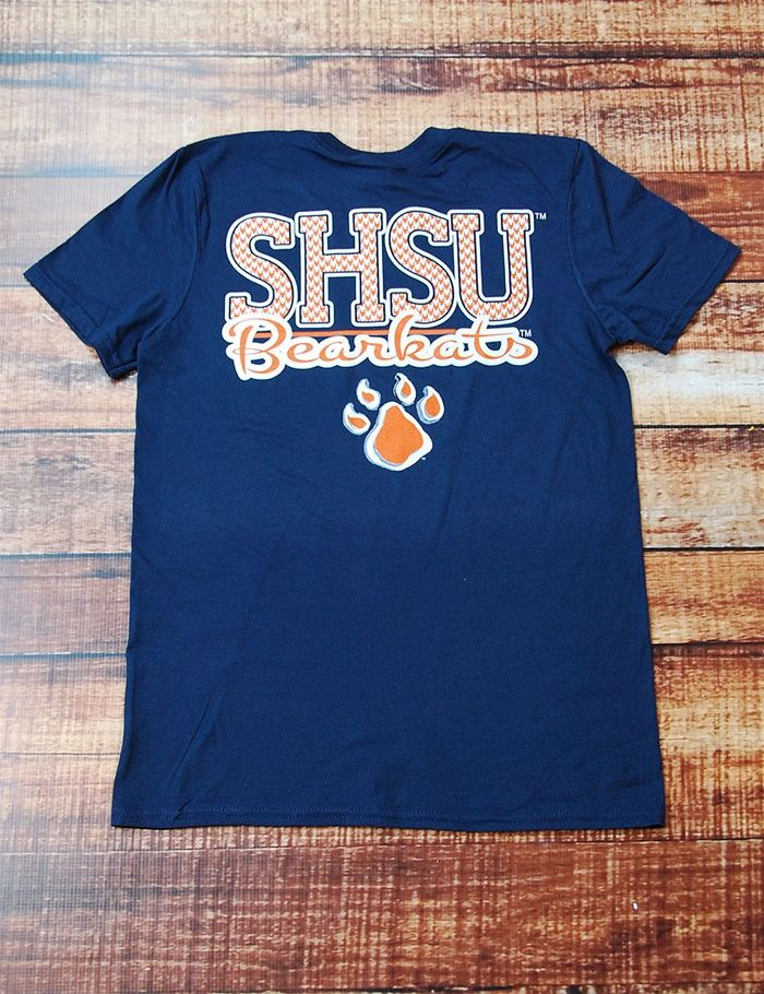 NCAA Sam Houston State Bearkats T-Shirt V1