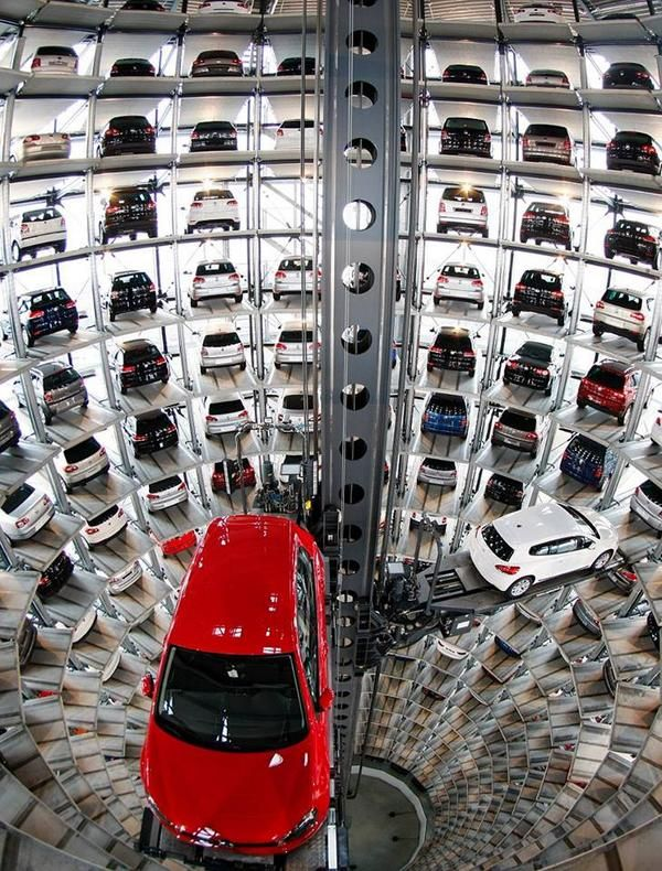 Did You Know On Twitter Cool Cars Car Parking Volkswagen Factory