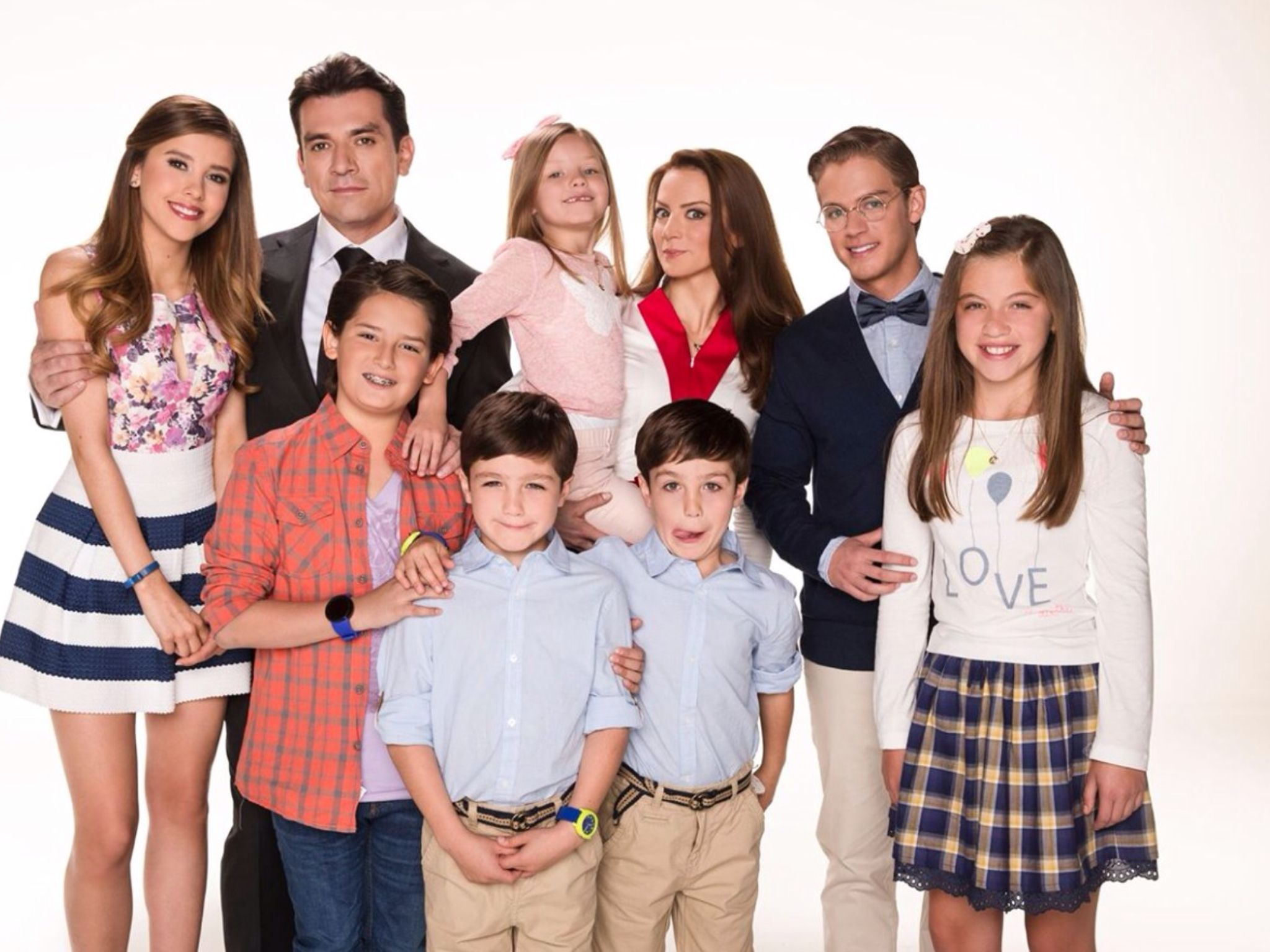 Familia pertaining to la familia lascuráin!!! | paulina goto | pinterest
