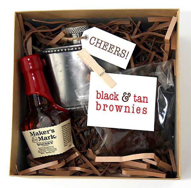 Wedding Gift From Groomsmen: Thank You Gift For The Groomsmen , @floridianwed, Brownies