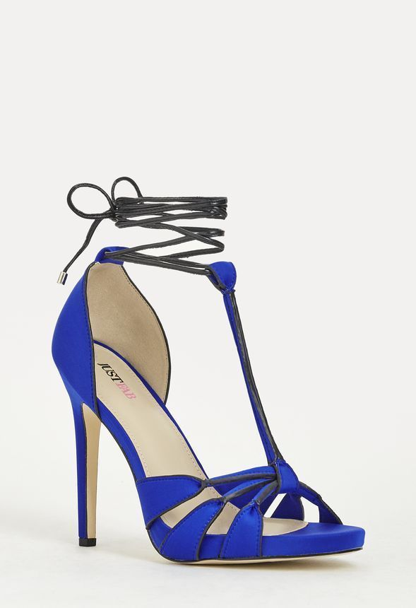 7c1e4db255f Ime Shoes in Cobalt - Get great deals at JustFab. JustFab Ime Womens Brown  Size 5.5
