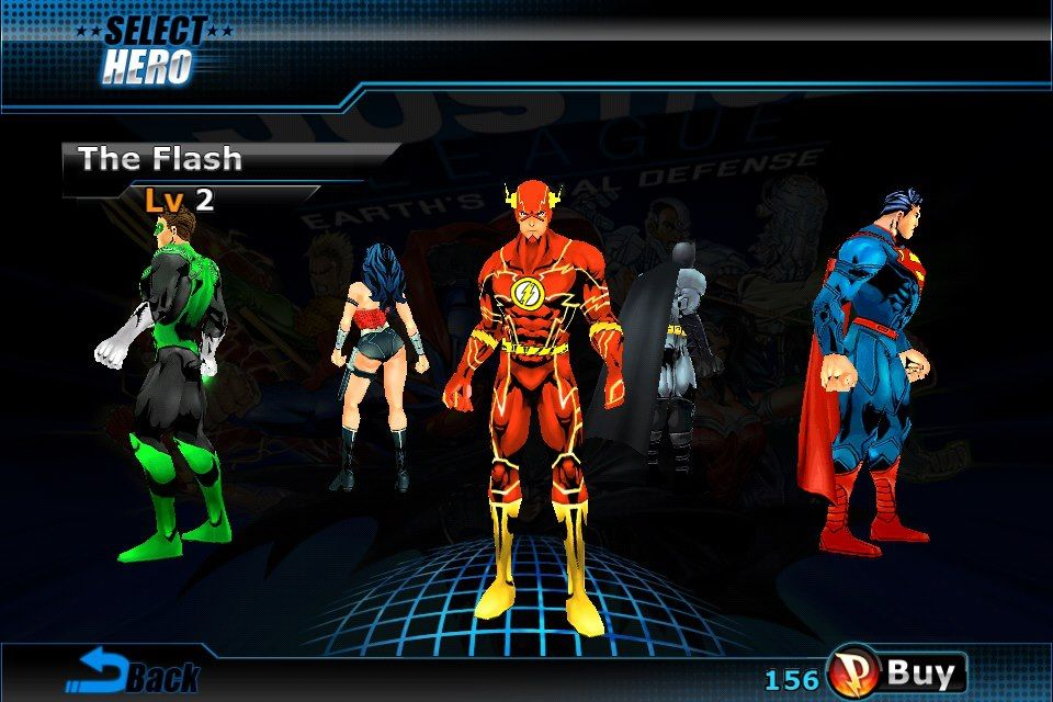 The Flash In Justice League Earth S Final Defense Justice League The Flash League