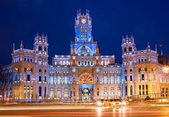 Madrid Spain Attractions Madrid Tourist Attractions Madrid Pinterest Madrid Tourist