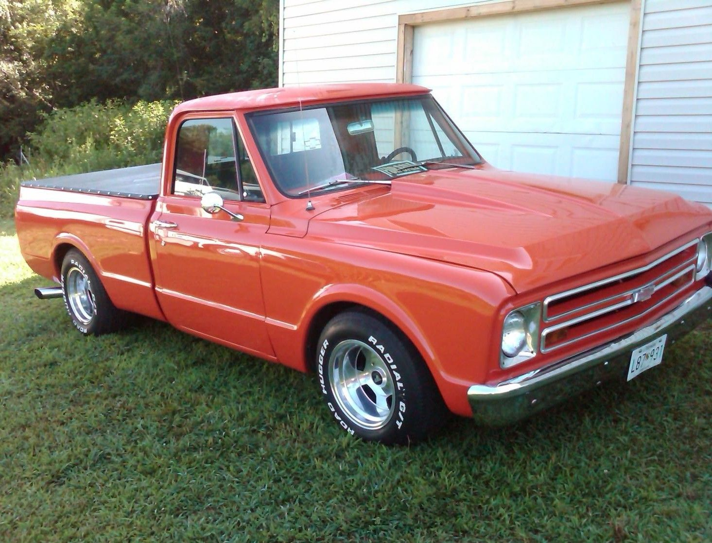 1967 Chevy 1 2 Ton Was My 1st Car Truck Auto Moto Chevy