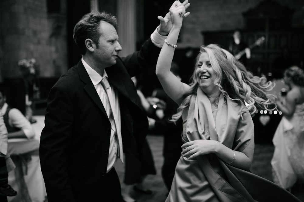 Happy Guests Wedding Photographer Derby Nottingham Midlands Simondeweycouk Whitworth Centre