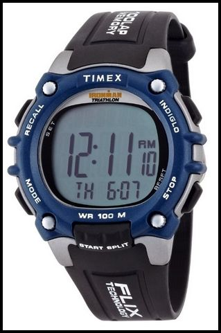 cbe7499ad86a Timex Men s Ironman 100-Lap Watch  T5E241 Review