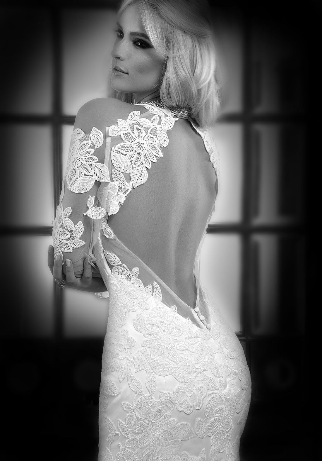 sexy bien savvy wedding dresses 2014 bridal collection