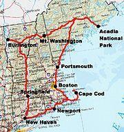 2 Wochen Neuengland Wiki Voyage Neuengland Urlaub Usa Usa Reise