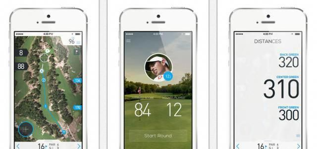 Five best iPhone golf GPS rangefinder apps. Hole19 GPS