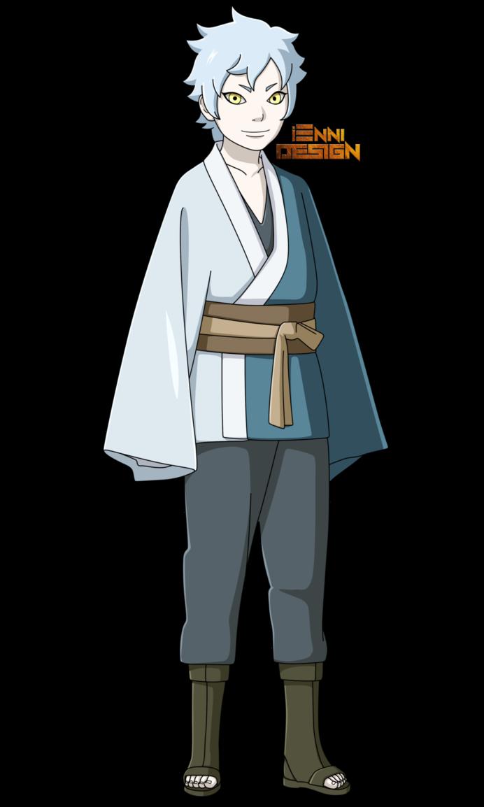 Boruto The Next Generation Mitsuki By Iennidesign Boruto Characters Mitsuki Naruto Naruto Characters