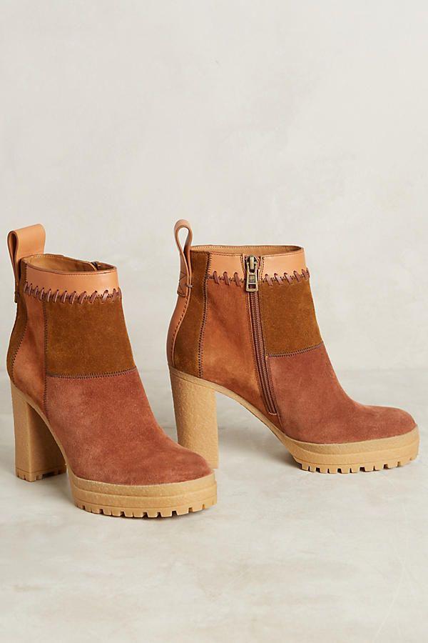 See by ChloéPlatform boots - beige/natural p4OsIQdHA