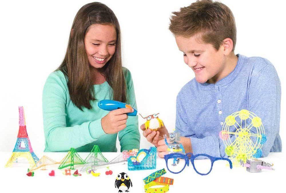 افكار هدايا تخرج للاطفال والكبار قلم رسم ثلاثي الابعاد 3d 2019 Tween Gifts 3doodler Toys For Boys