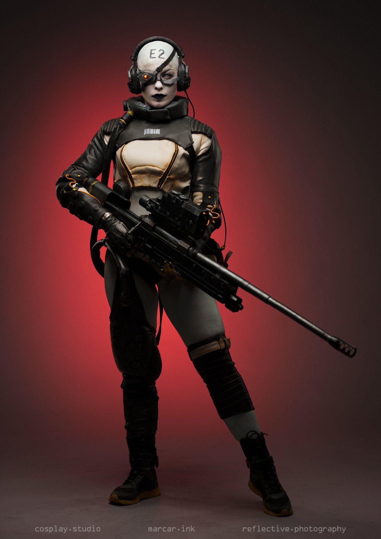 Sniper Skull cosplay by Cryocanine #MetalGearSolid #mgs #MGSV #MetalGear #Konami #cosplay #PS4 #game #MGSVTPP