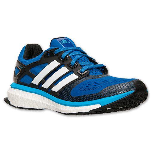 uomini è adidas energia impulso di 2 milioni di scarpe da corsa m29753 blu finire