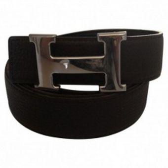 Ceinture Hermes - Noir   Accessoires pour Hommes 420c3b5661c