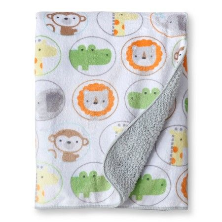 Swaddle Blankets Target Interesting Circo Valboa Baby Blanket  Snoozn' Safari  Babies And Nursery Design Inspiration