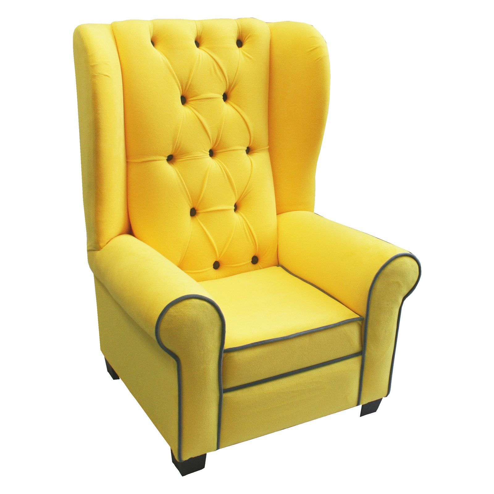 yellow and gray accent chair over sized have to it newco kids mirage with 134 98 hayneedle com