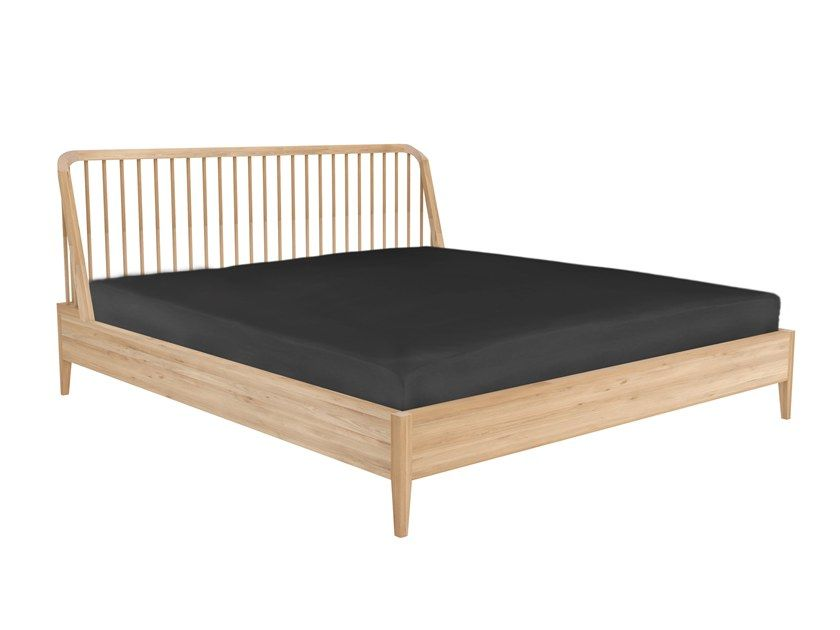Download The Catalogue And Request Prices Of Oak Spindle Bed By