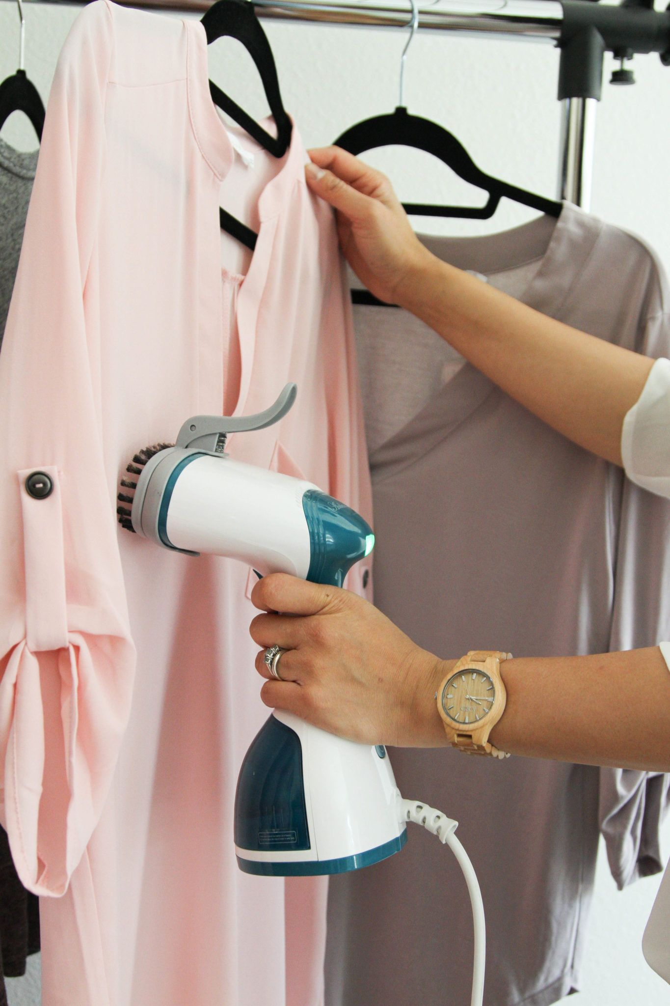 The Clothing Steamer I Use and Why I Love it (With images