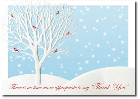 Business holiday cards winter thank you card link http business holiday cards winter thank you card link httpoccasionsinprint colourmoves Gallery