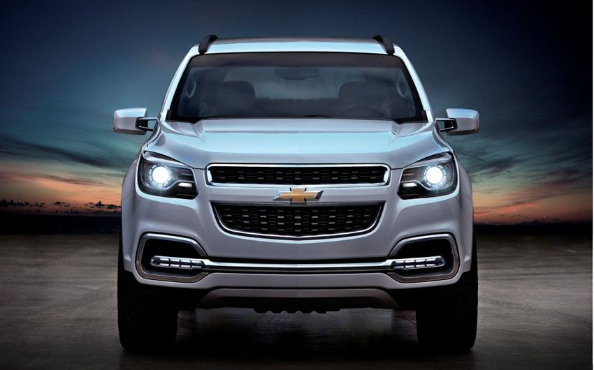 2016 Chevy K5 Blazer Review Release Date And Price Chevrolet