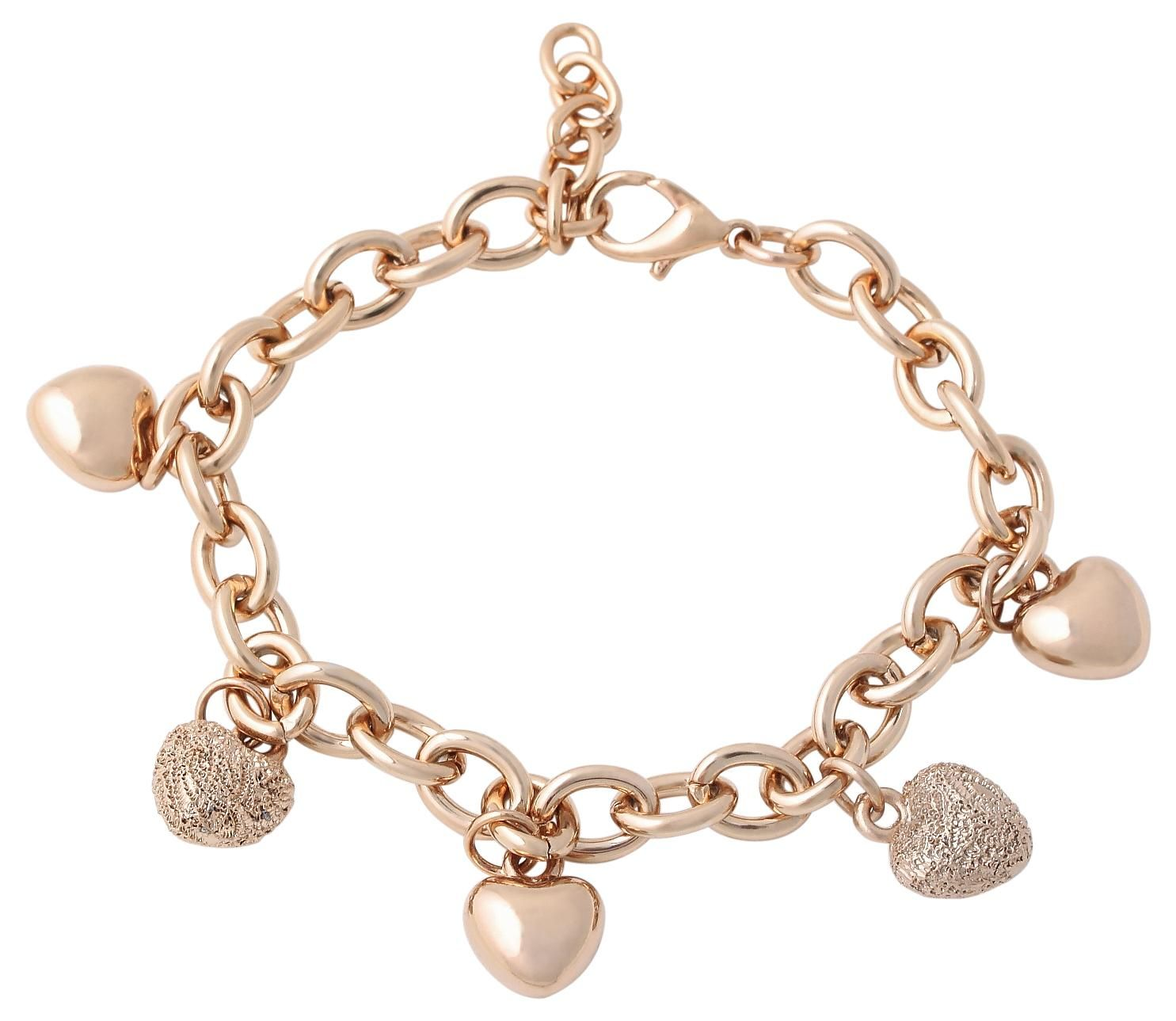 Modeschmuck armband gold  Braccialetto - rosegold | ACCESSORI MODA | Pinterest