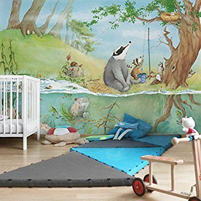 Apalis Kindertapeten Vliestapeten Ein Fahrstuhl für Elsa - tapeten fürs schlafzimmer