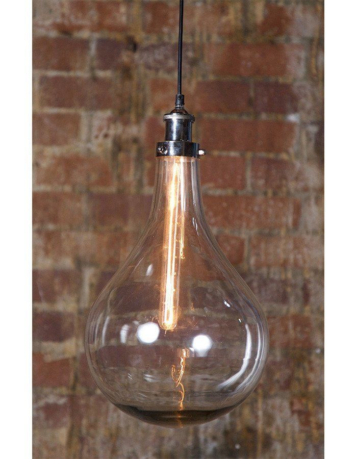 Odean Single Gl Pendant Light Get A Look That Is Completely Unique With The Large Globe Mouth N And