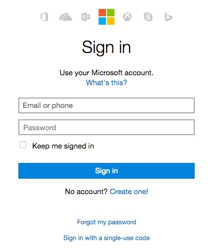 Hotmail Sign In in 2020 | Hotmail sign in, Email providers