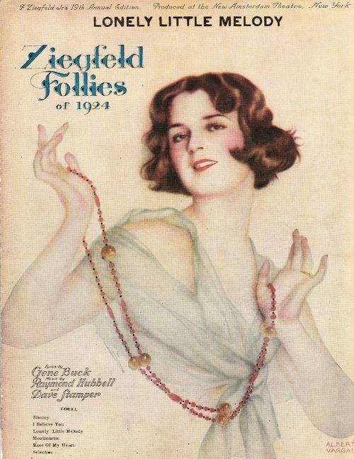 1921 Ziegfeld Follies--